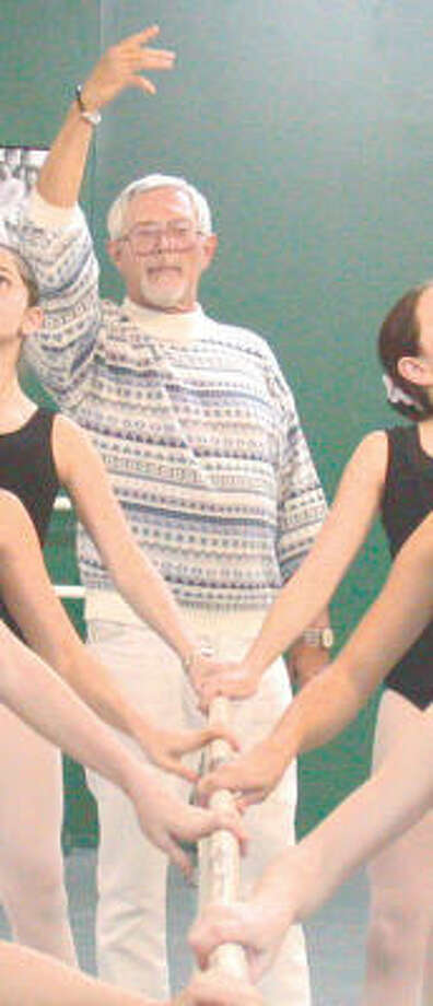 Fredric Brame, a 72-year-old Montgomery County dance instructor, for years has portrayed himself as legendary dancer Tommy Rall. Photo: Chronicle File