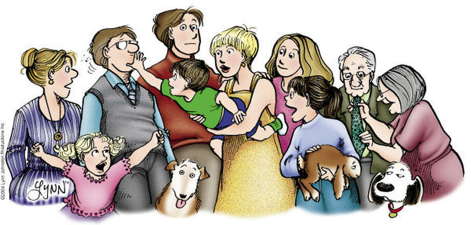 In the refurbished For Better or For Worse,  the continuing saga of the Patterson family will end. Existing story lines will be wrapped up before the change. Think of the new format as a long goodbye. Photo: Universal Press Syndicate