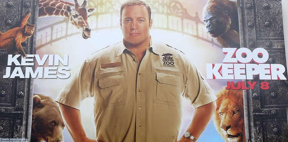 """Zookeeper"" is among the new movies playing in area movie theaters. Photo: Contributed Photo / Westport News contributed"
