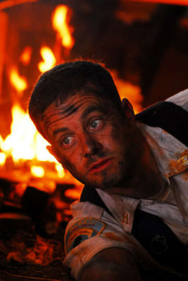 """Fireproof"" (2008)Total earnings: $33,473,297Starring: Kirk Cameron, Erin BetheaPlot: This 'Growing Pains' heartthrob plays a firefighter who takes a hard look at his failing marriage. Bonus: this movie only had a half-million dollar budget. Impressive. Photo: Todd Stone, Provident Films/Sherwood Picture"