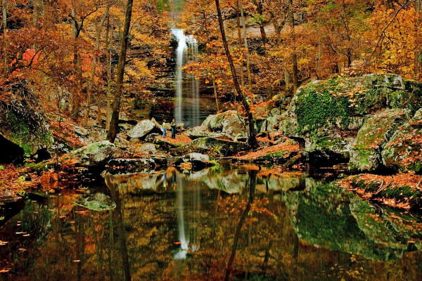 Catch Up With Fall Colors In Arkansas Houston Chronicle
