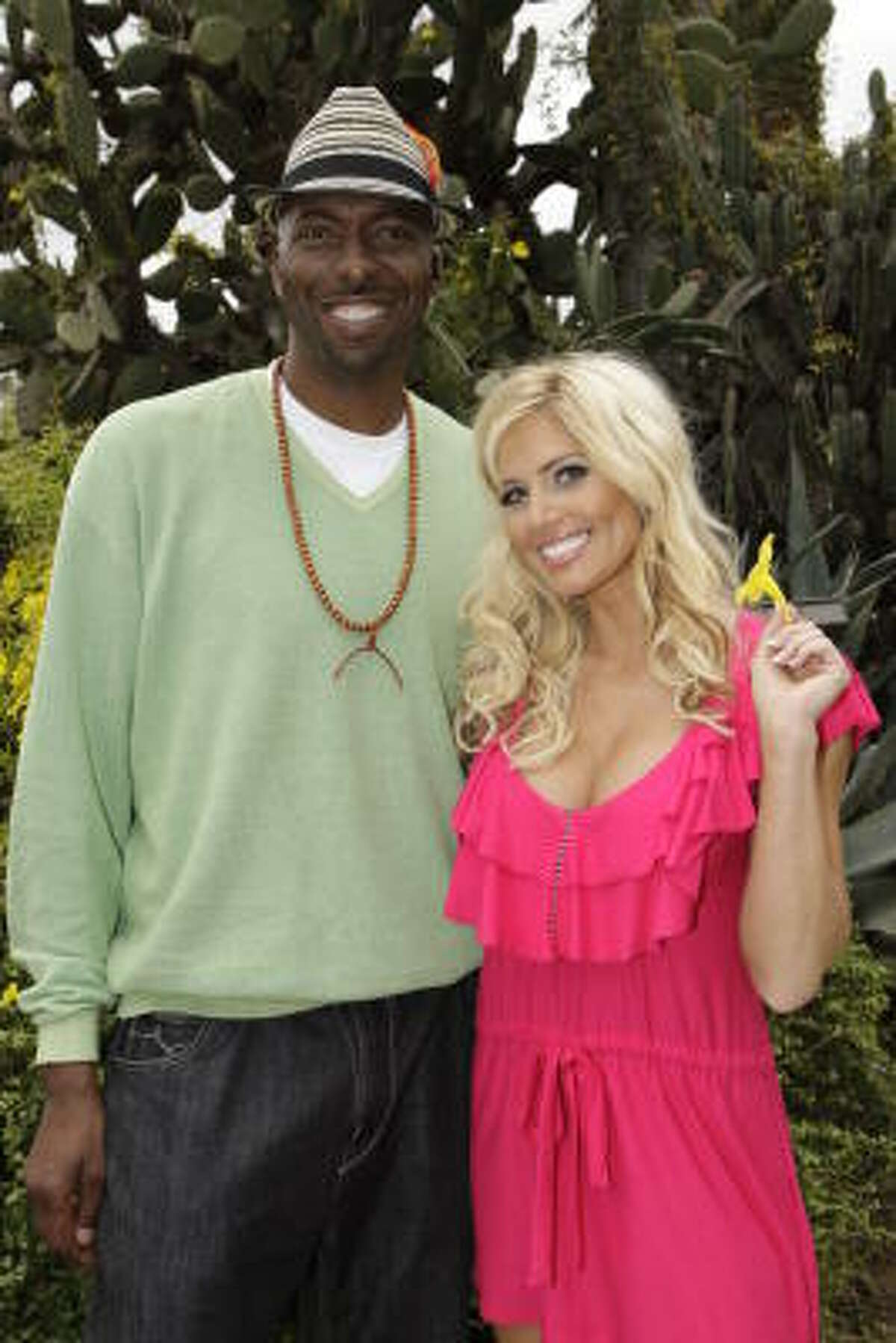 Torrie Wilson will join John Salley for the reality show I'm A Celebrity...Get Me Out of Here! on NBC.