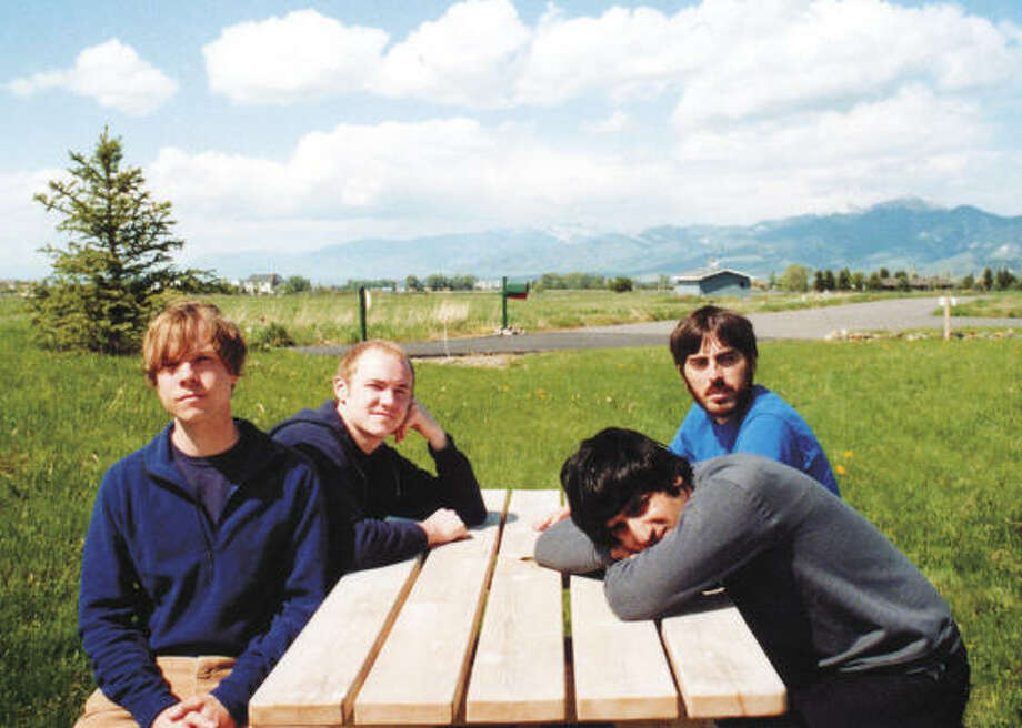 Austin's Explosions in the Sky is featured in the both the film version and the television version of Friday Night Lights. Photo: Constant Artists