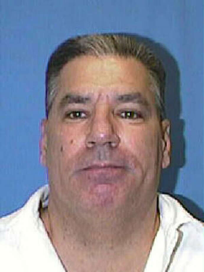 Michael Griffith was a good cop, but he's facing execution Wednesday for the October 1994 robbery, rape and murder of a flower shop-wedding chapel co-owner. Photo: Courtesy Of TDCJ