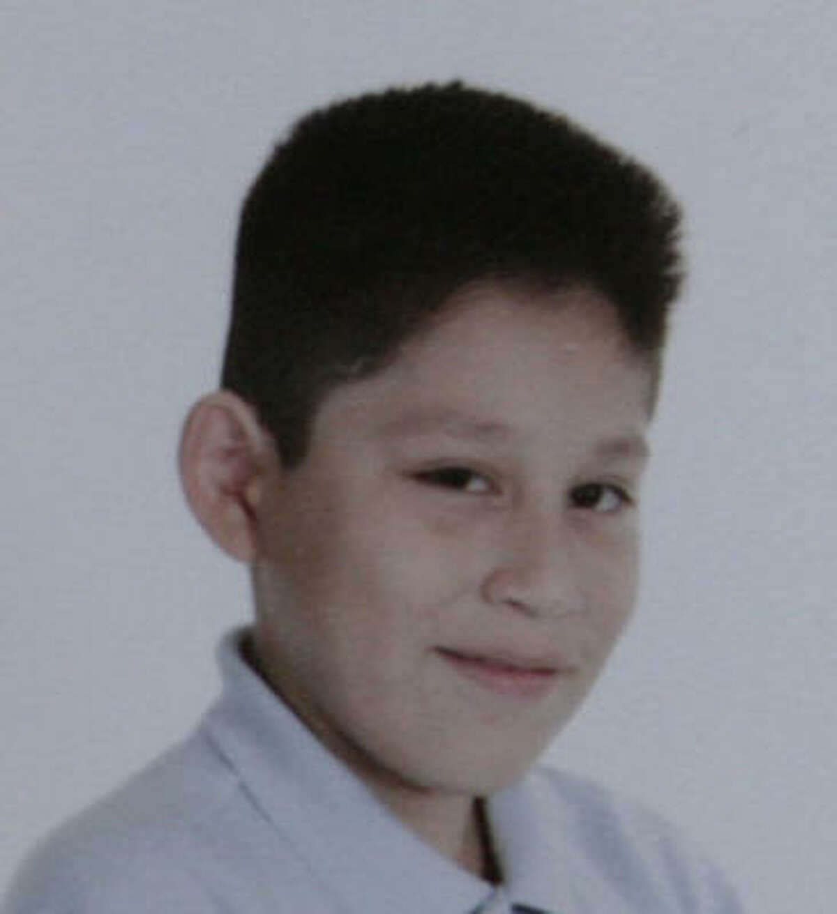David Vazquez, 10, was killed in the accident.