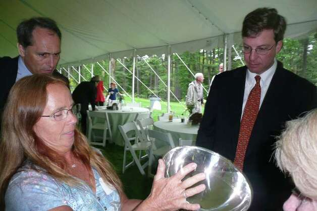 David Wierdsma Memorial Event at French Farm Photo: Anne W. Semmes