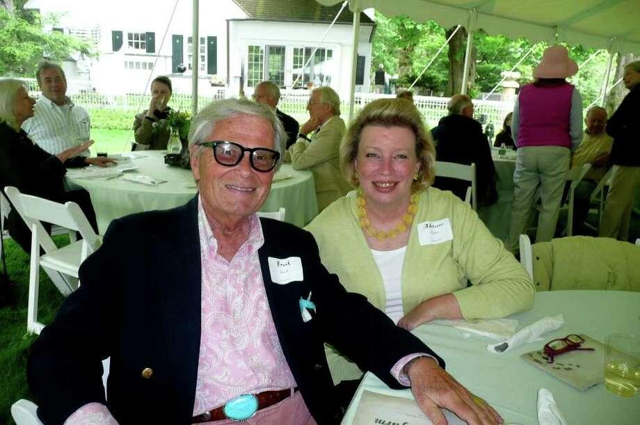 David Wierdsma Memorial Event at French Farm Photo: Anne W. Semmes