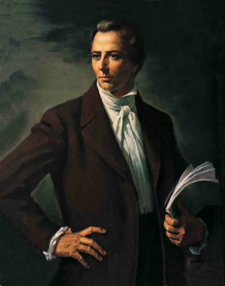 Some Mormons say their prophet, Joseph Smith, did not definitively say where events in The Book of Mormon took place but merely alluded to the U.S.   Photo: COURTESY PHOTO