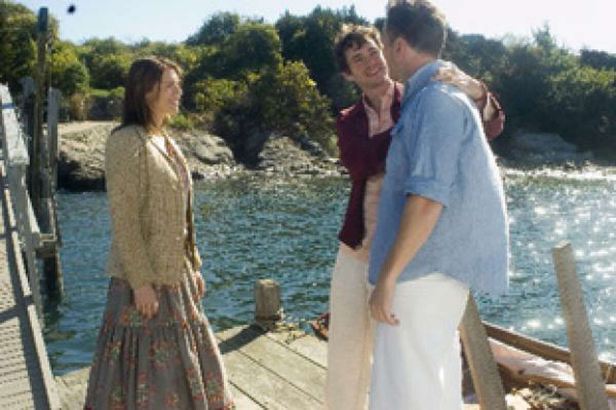 Claire Danes, Hugh Dancy and Patrick Wilson star in Evening
