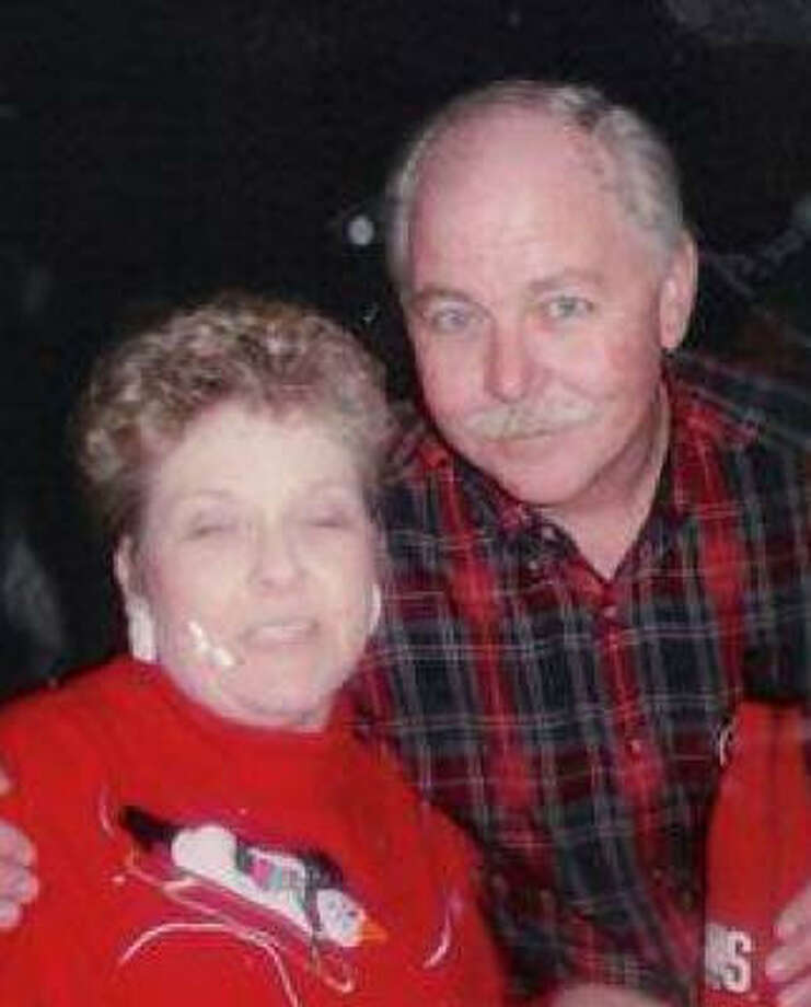 Bill and Martha Harris were reported missing Sunday afternoon after their boat was seen going in circles and then ran aground just off the pier at Pine Gully Park in Seabrook. Their bodies were later recovered from the water. Photo: Family Photo