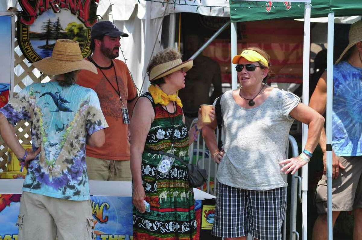 Gathering of the Vibes, Day 2 - July 22, 2011