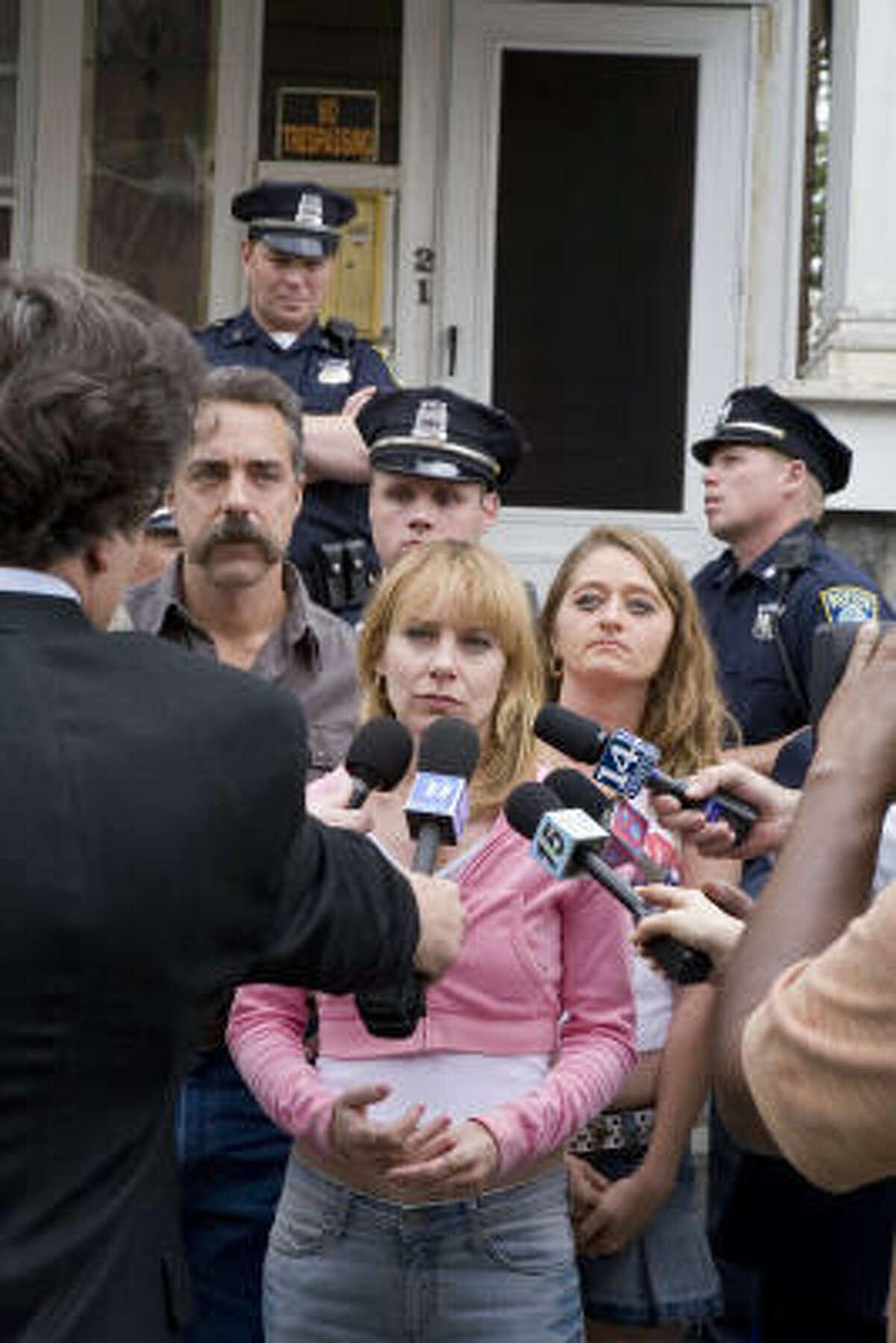 Amy Ryan as Helene in Gone Baby Gone.