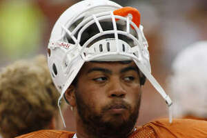 Texas offensive lineman Justin Blalock could have left for the NFL after the Longhorns won a national title, but he returned for his senior season and has started a school-record 50 straight games.