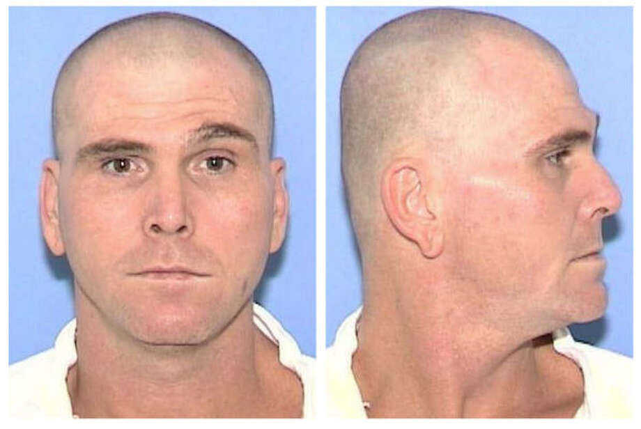 David Shane Roberts, 39, was arrested about 9:45 p.m. without incident. Photo: Courtesy Of TDCJ