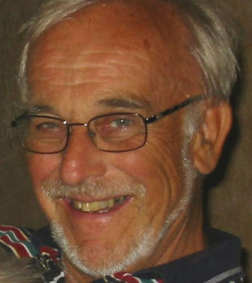 James L. Walker volunteered at the Denver Museum of Nature and Science from 2003 to 2008. Photo: ALL