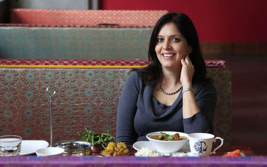 Anita Jaisinghani, owner of Pondicheri Photo: Mayra Beltran, Chronicle