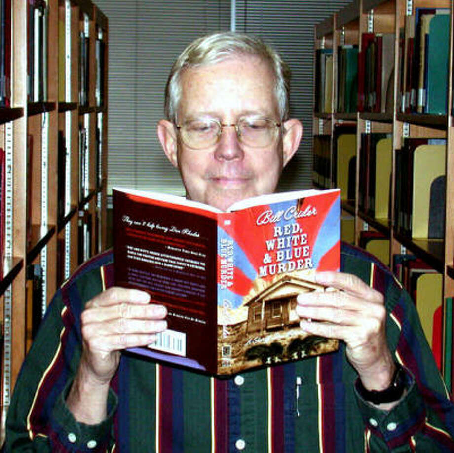 Bill Crider is best-known for his crime novels featuring Texas lawman Sheriff Dan Rhodes.