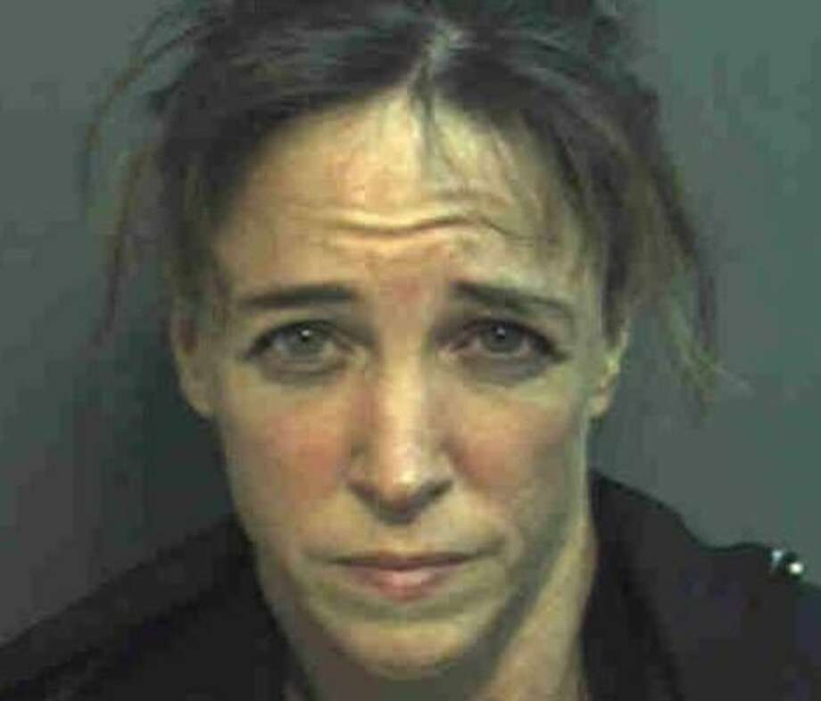 Astronaut Lisa Marie Nowak is shown in her booking photo. Photo: ORLANDO SENTINEL
