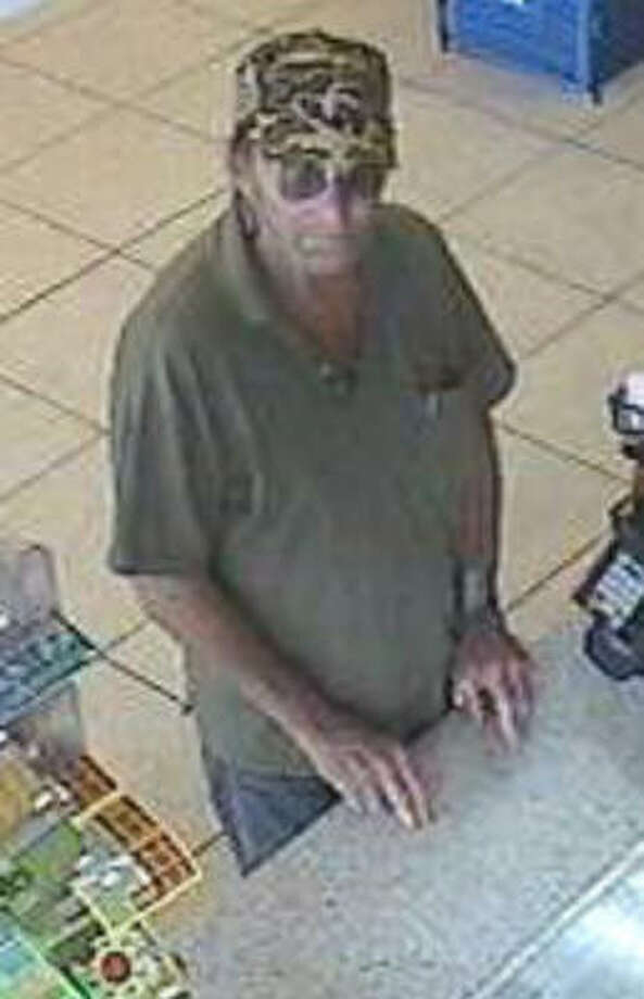 Reynolds was seen at a gas station about 25 miles away from the Rosharon prison. Photo: Texas Department Of Criminal Justice