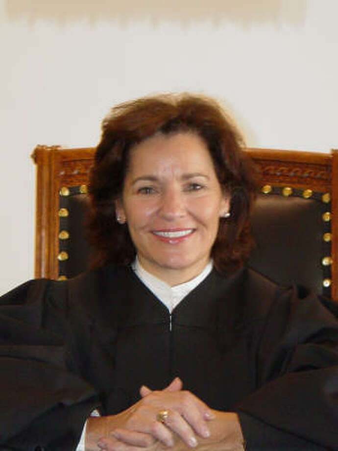 Sharon Keller, presiding judge of the Texas Court of Criminal Appeals, is under fire for refusing to accept an 11th-hour appeal from an inmate about to be executed. Photo: Criminal Appeals Court