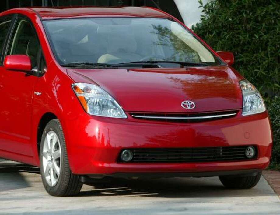 The Prius Hybrid costs 9 cents a mile to operate. Photo: TOYOTA