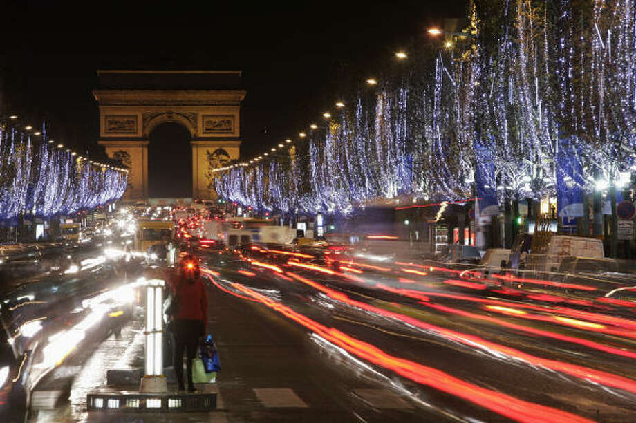 "Question 7:""More boulevards than Paris, more fountains than Rome"" is the slogan of which U.S. city? Photo: FRANÇOIS DURAND, Getty Images"