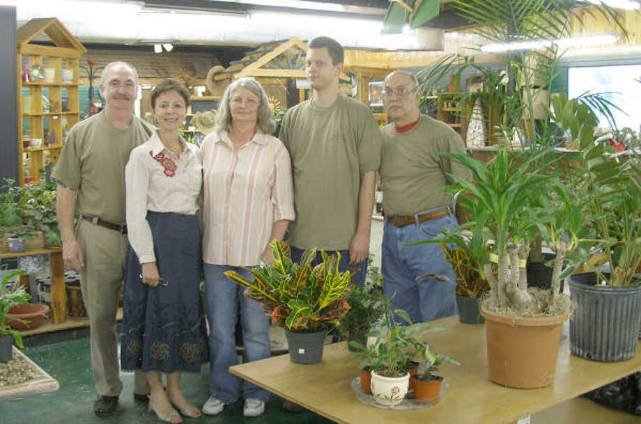 Kingwood Garden Center Gets A Facelift Houston Chronicle