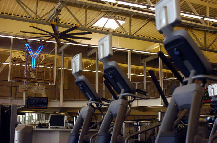 The Wellness Center has treadmills, Stairmasters and other cardio exercise equipment. Photo: Shaminder Dulai, Chronicle