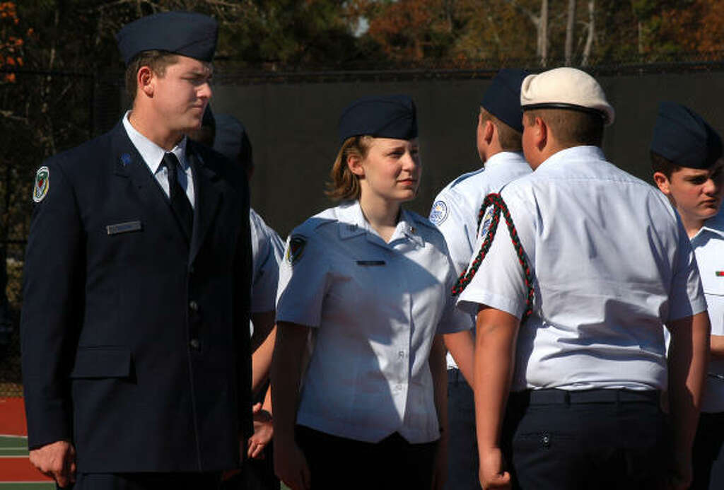 How does jrotc build character and leadership essay
