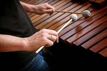 Matthew McClung shines spotlight on obscure marimba