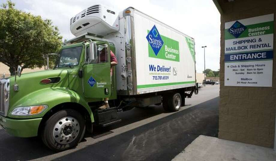 Sam's Club tries out new business concept - Houston Chronicle