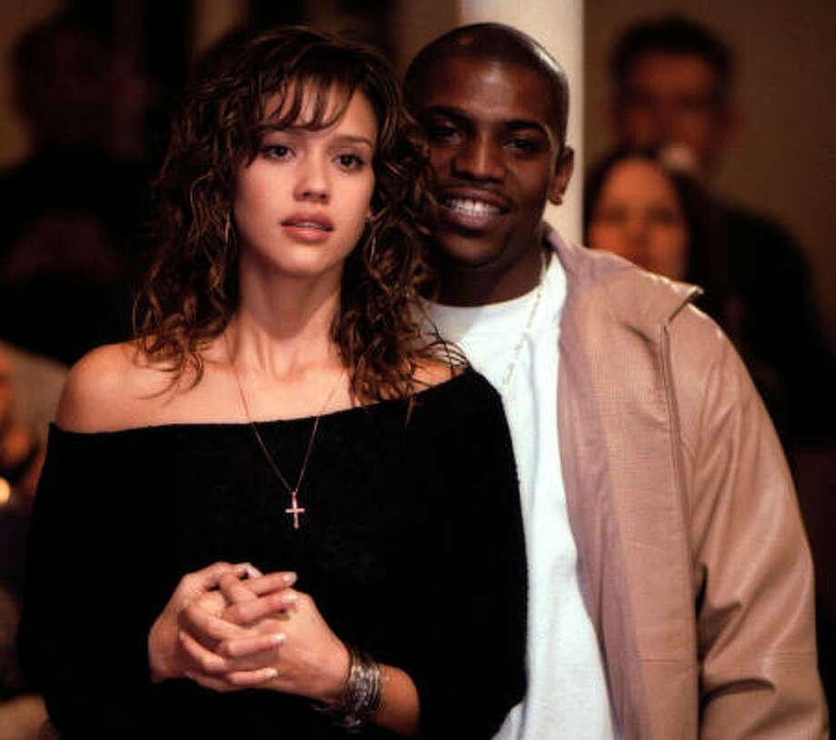 Jessica Alba starred with Mekhi Phifer in 2003's Honey. Photo: Courtesy Photo