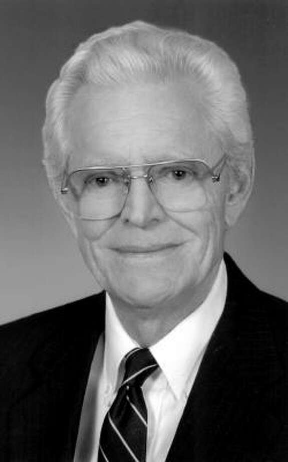 Dr. John P. ``Jack'' McGovern was called ``Houston's invisible benefactor.'' Photo: McGovern Foundation