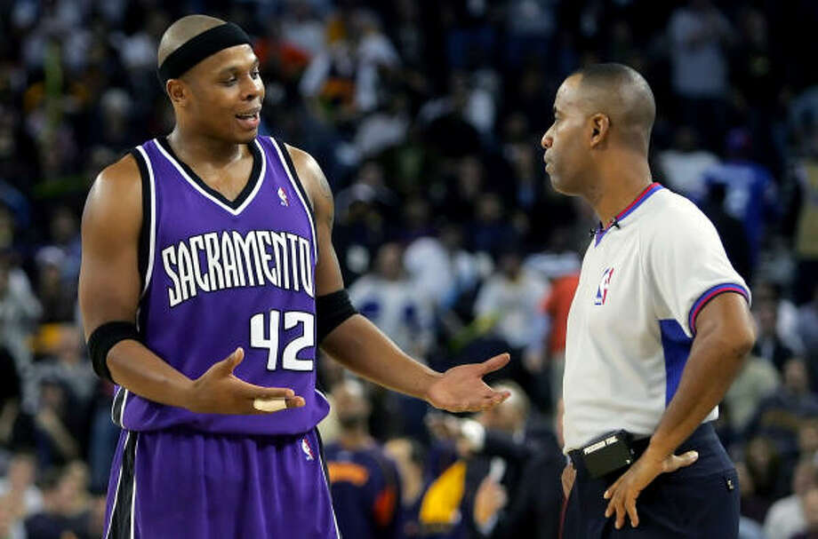 Bonzi Wells has plenty of memories from his time with the Kings, but he says his primary focus will be getting back on the court rather than trying to prove something to his old team. Photo: JEFF CHIU, AP