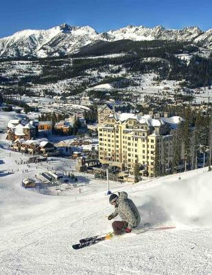 Big Sky Resort, Mont. Photo: Scott Spiker, AP