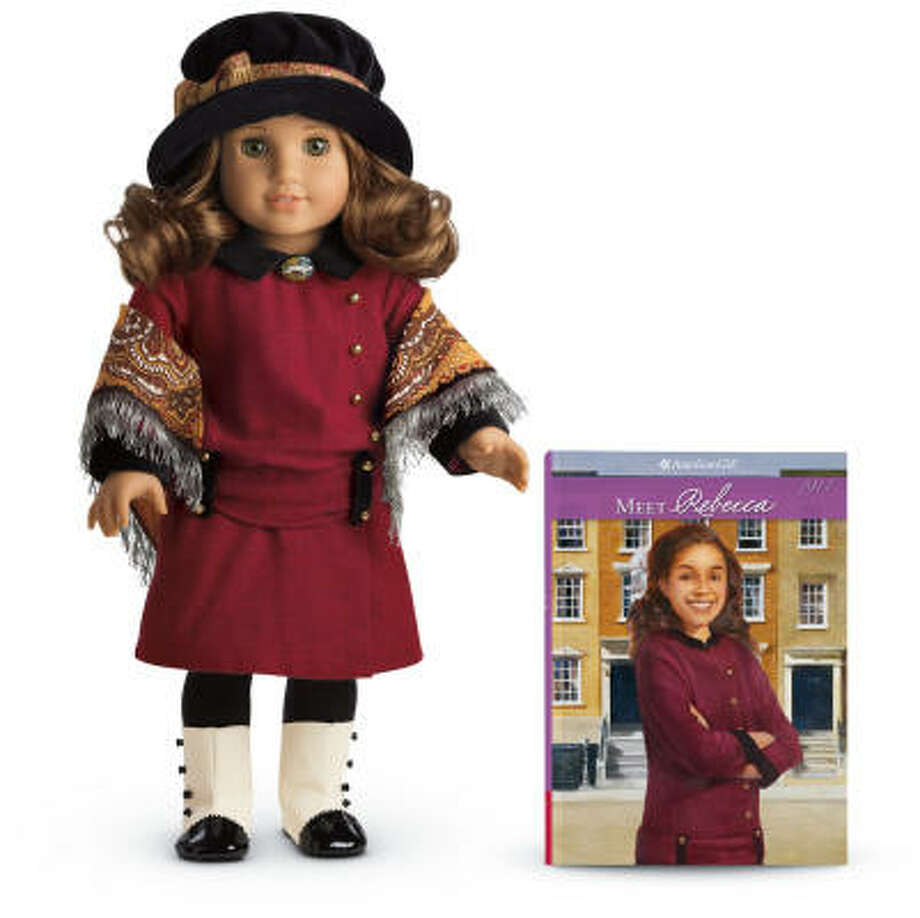 Rebecca Rubin is the first historically correct Jewish-American doll. American Girl, a Wisconsin-based company that is part of toy giant Mattel, just released the newest doll in its historical character line. Photo: MCT