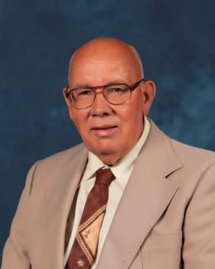 IN REMEMBRANCE: Funeral services for former Splendora ISD school board member Edward Smith begin with a viewing fro 5-9 p.m. on Wednesday and a funeral service at 5 p.m. on Thursday at Neal Funeral Home in Cleveland.