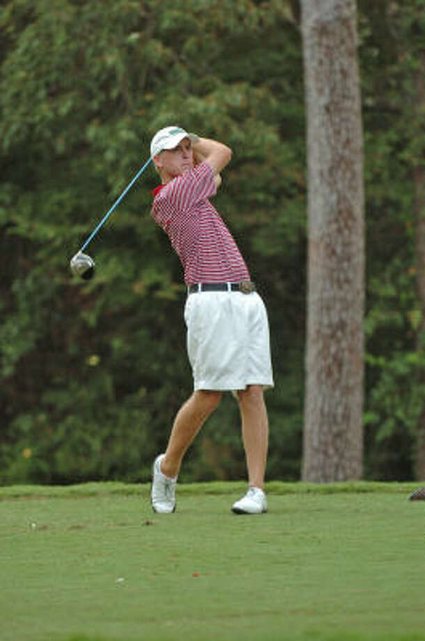 Curtis Donahoe won the Boys 16-18 Tournament of Champions. Photo: Courtesy Of HGA