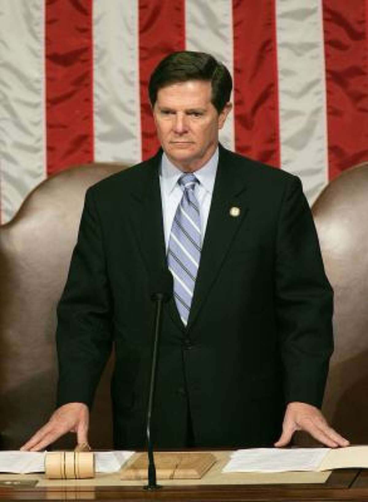 Tom DeLay has been mostly out of public view since resigning from Congress, except for an appearance on ABC's hit television show Dancing With the Stars.
