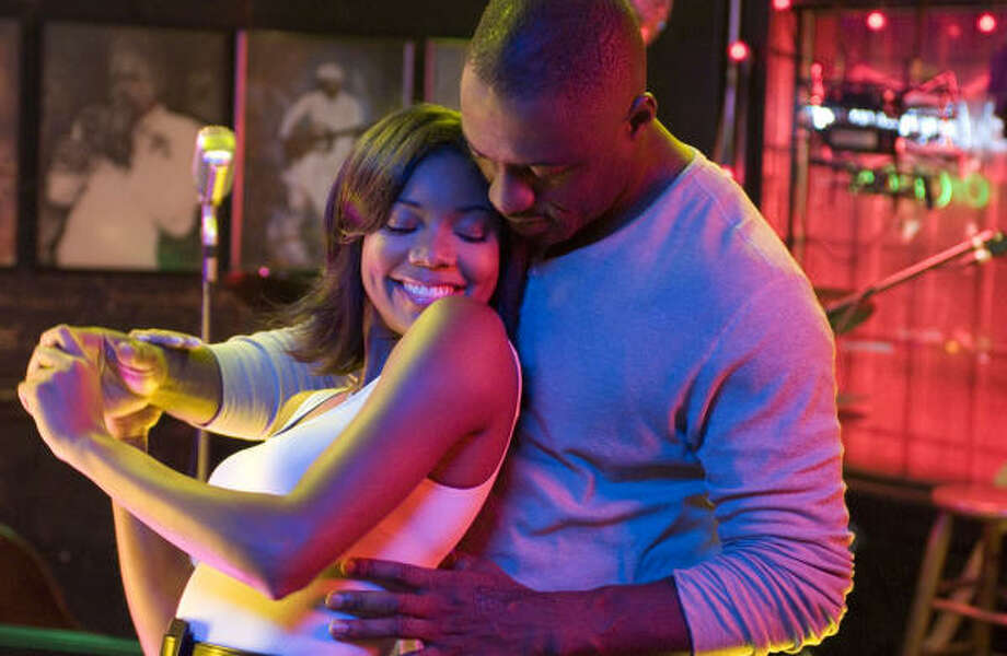Gabrielle Union and Idris Elba star in Tyler Perry's Daddy's Little Girls. Photo: Alfeo Dixon, Courtesy Hohto