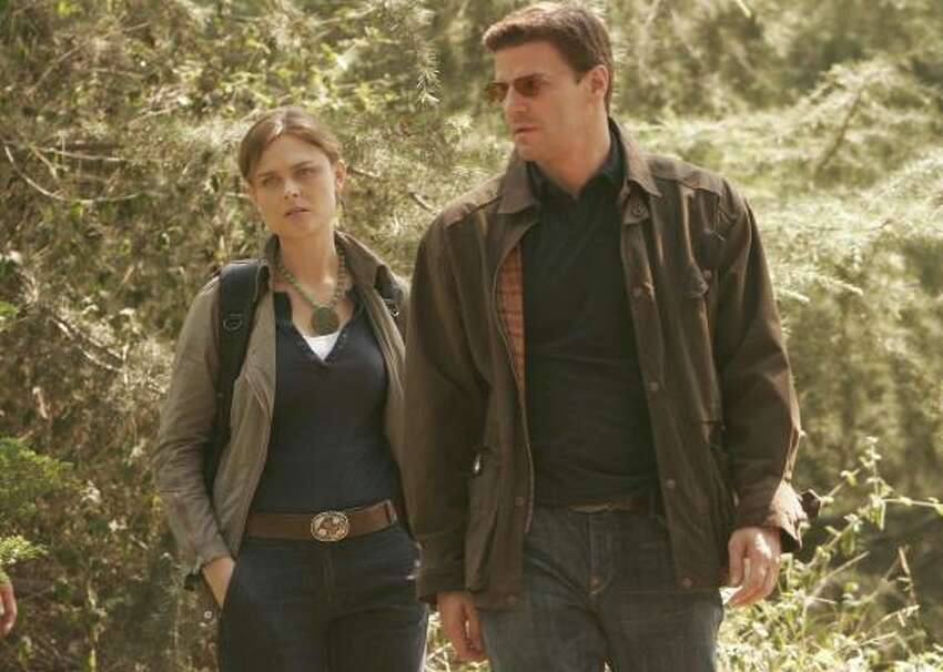 In 'Bones,' Emily Deschanel's character goes to post-Katrina New Orleans and gets wrapped up in a Voodoo-guided homicide. ('The Man in the Morgue.' Season 1, Episode 19)