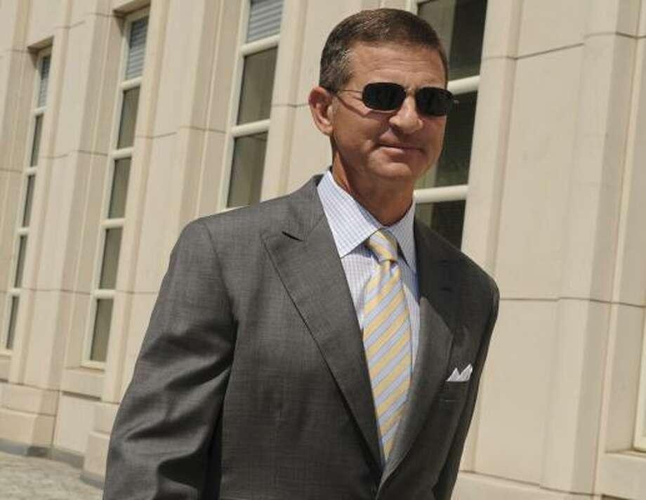 Former Bear Stearns hedge fund manager Ralph Cioffi. Photo: Louis Lanzano, AP