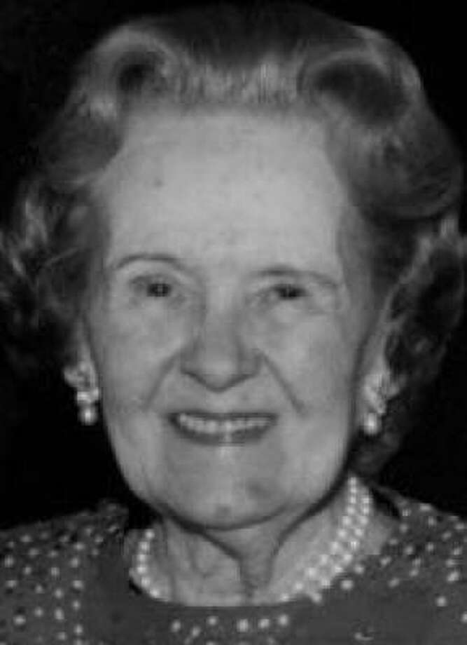 Neva West was a close friend of former President Lyndon Johnson and his wife, Lady Bird. Photo: Handout