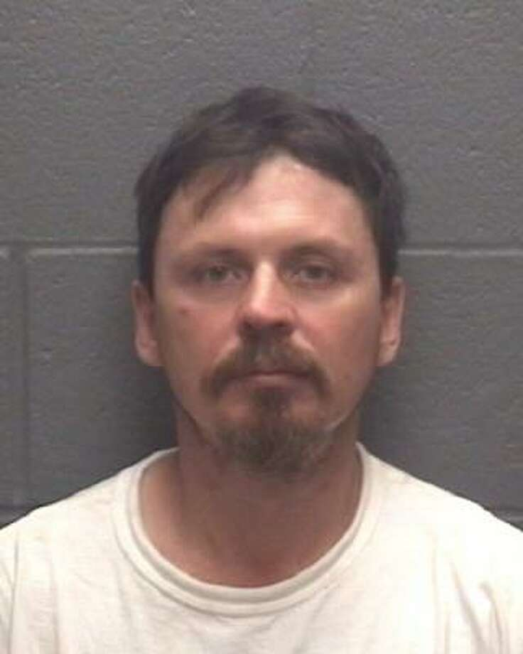 Danny Lee Tackett, 41, is believed to have slipped out of the jail sometime between 7:00 p.m. and 9:00 p.m., Photo: Galveston County