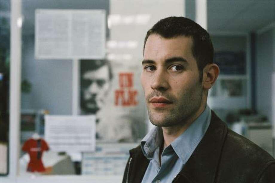 A rookie cop (Jalil Lespert) develops a strange relationship with his superior, in Le Petit Lieutenant. Photo: Cinema Guild