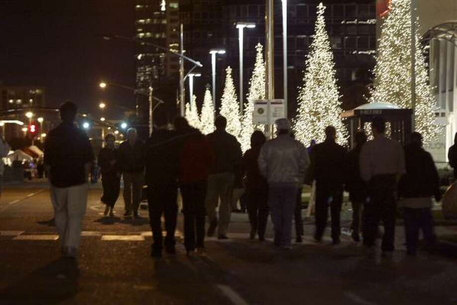 Holiday Lighting Display & Holiday Lighting Display - Houston Chronicle