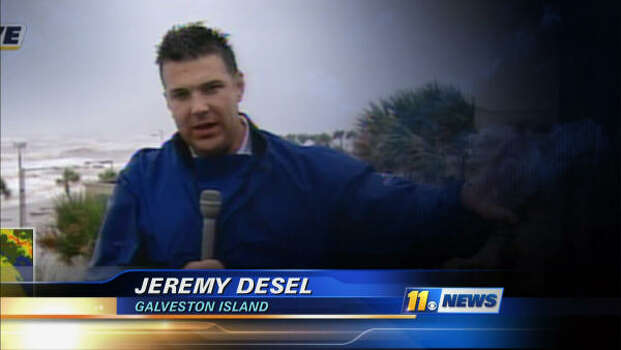 Jeremy Desel, 39, goes back on the air today, two months after open