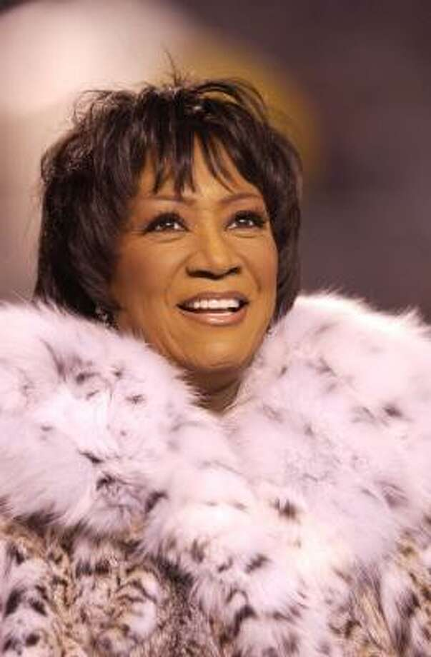 Patti LaBelle, a native of Philadelphia born Patricia Louise Holt in 1944, has had songs on the charts as a solo artist or as a member of a group since the 1960s. Photo: MICHAEL PEREZ, KRT