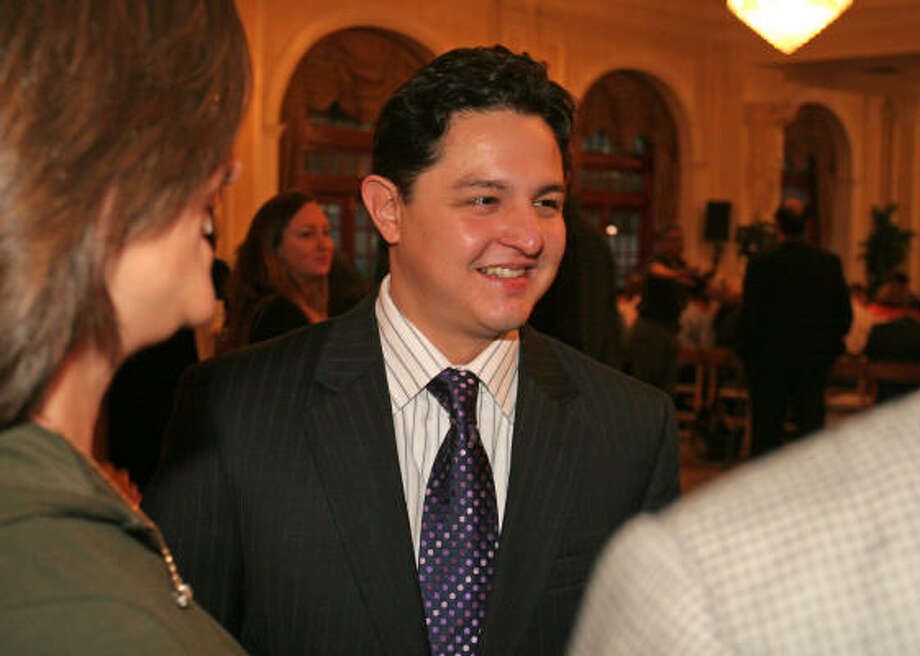 James Rodriguez says he gained an intimate knowledge of the workings of city government as Alvarado's pointman. Photo: Gary Fountain, For The Chronicle
