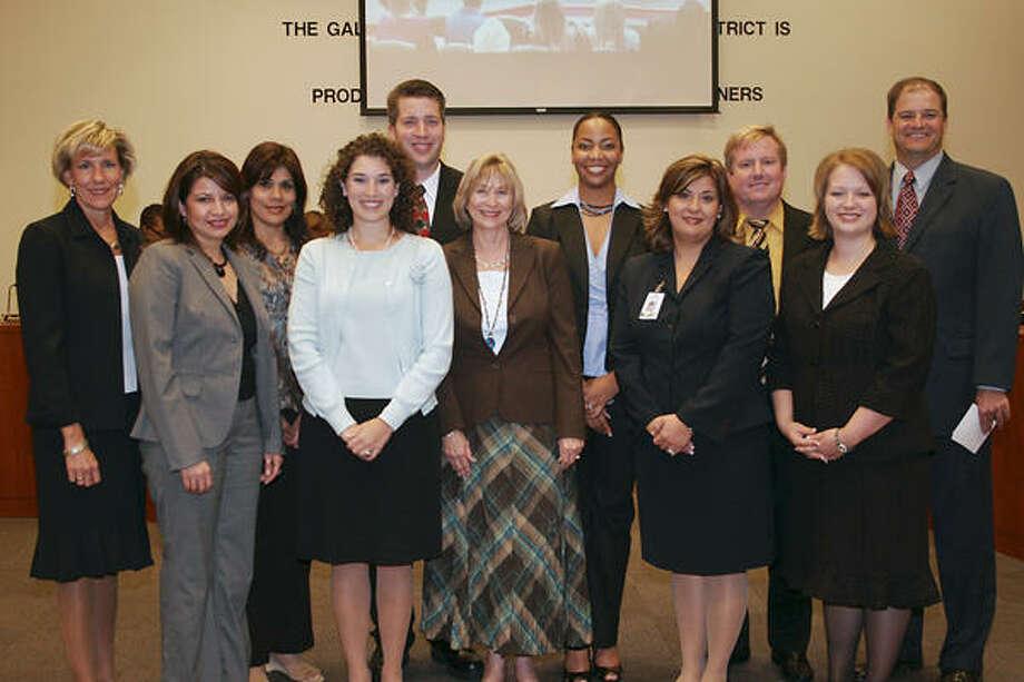 Galena Park Recongizes New Administrators Houston Chronicle